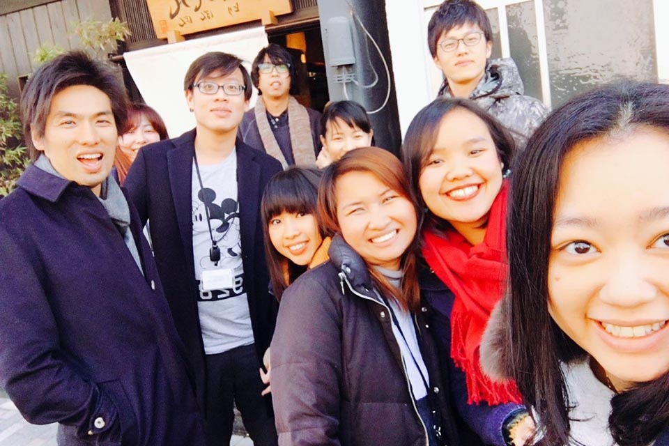 Pengalaman Hidup di Jepang - teman bermain di Jepang
