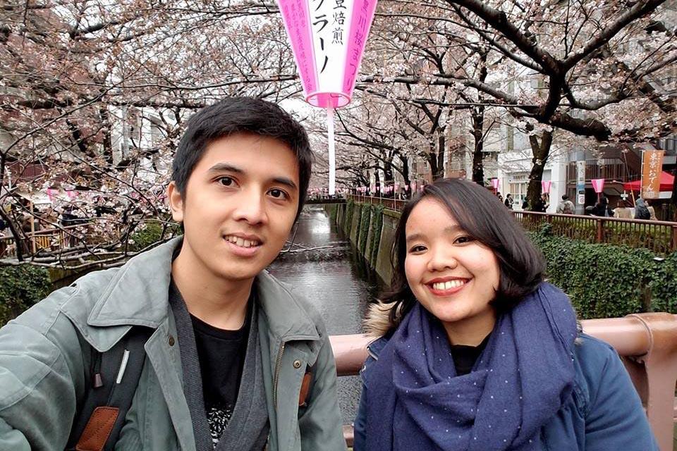 Pengalaman Hidup di Jepang - Memori di musim bunga sakura