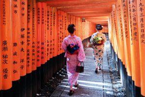 Liburan ke Jepang ke Fushimi Inari Taisya Kyoto