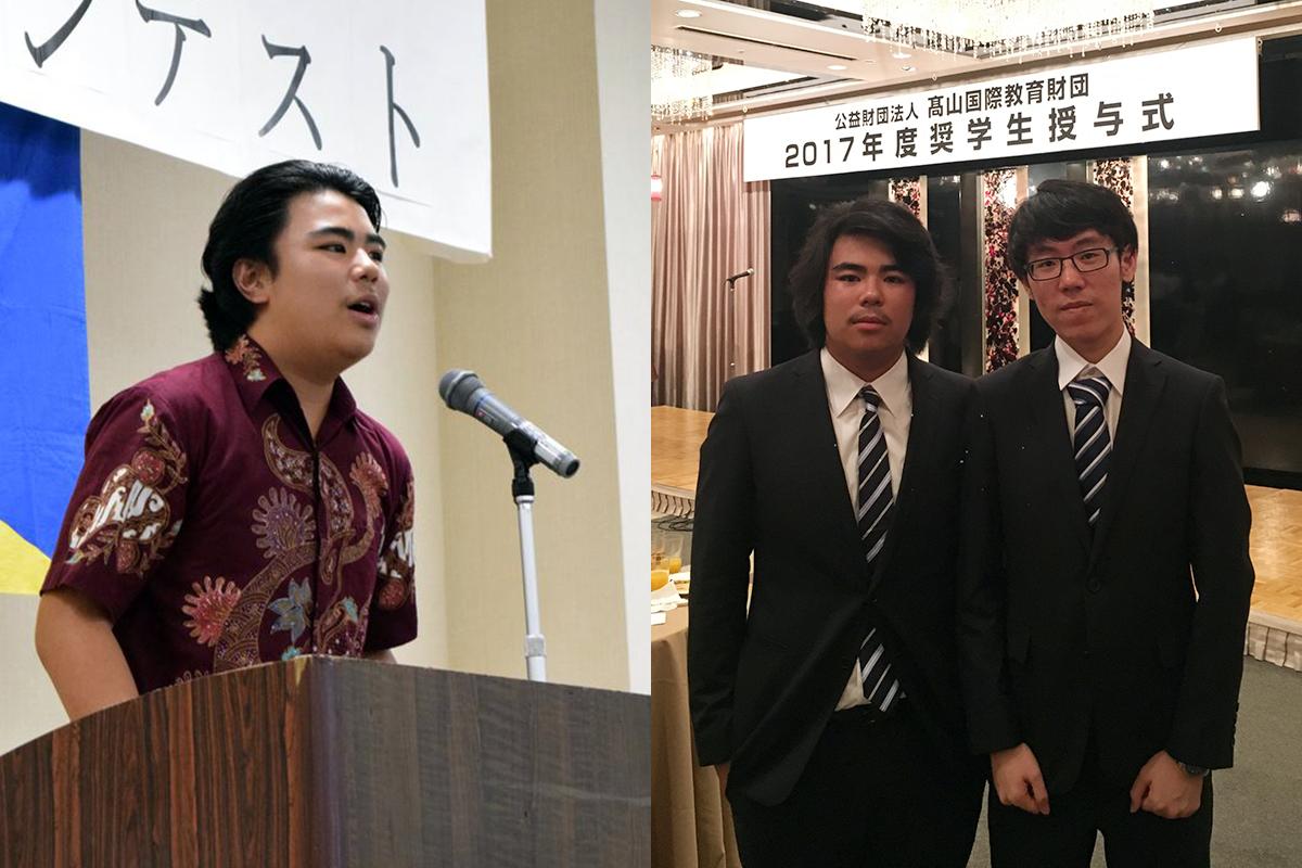 Speech contest dan sahabat di Jet Academy