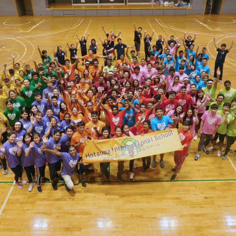 Seminar Hotsuma International School - Oktober 2021